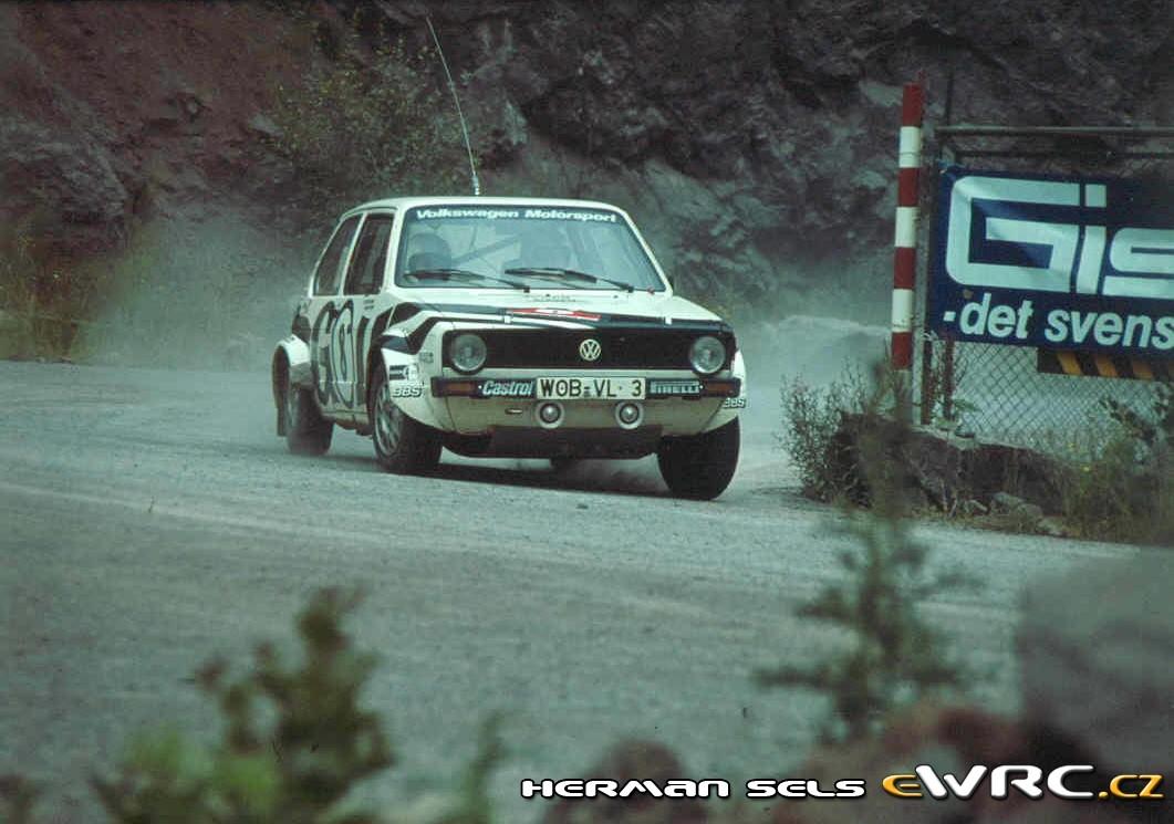 Holger Bohne Rally Profile Ewrc Results Com