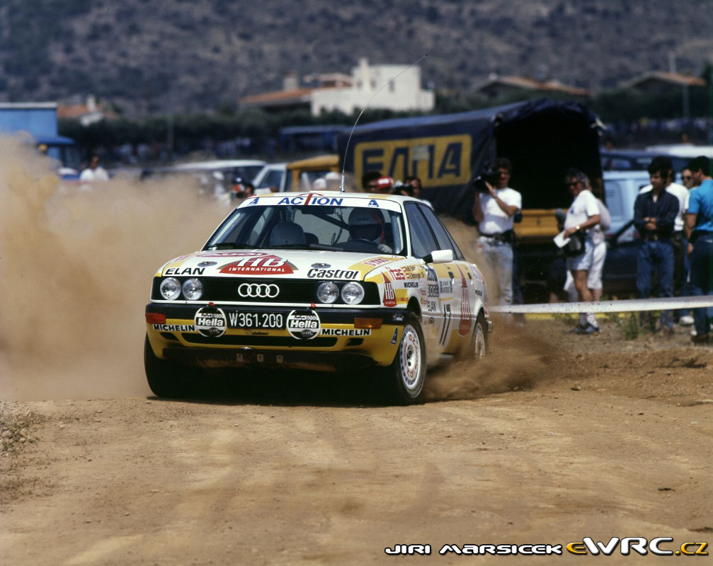 Audi Quattro  worlds coolest cars  Cool cars the top
