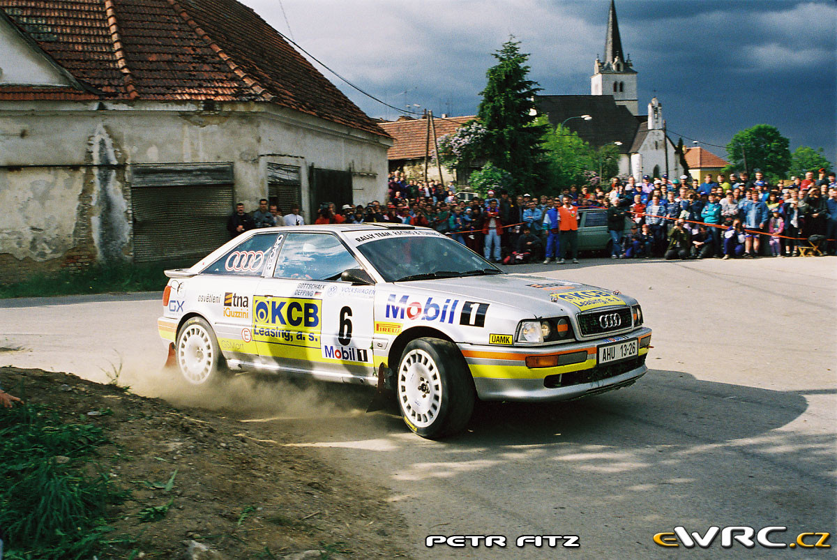 Dieter Depping Timo Gottschalk Audi Coup 233 S2