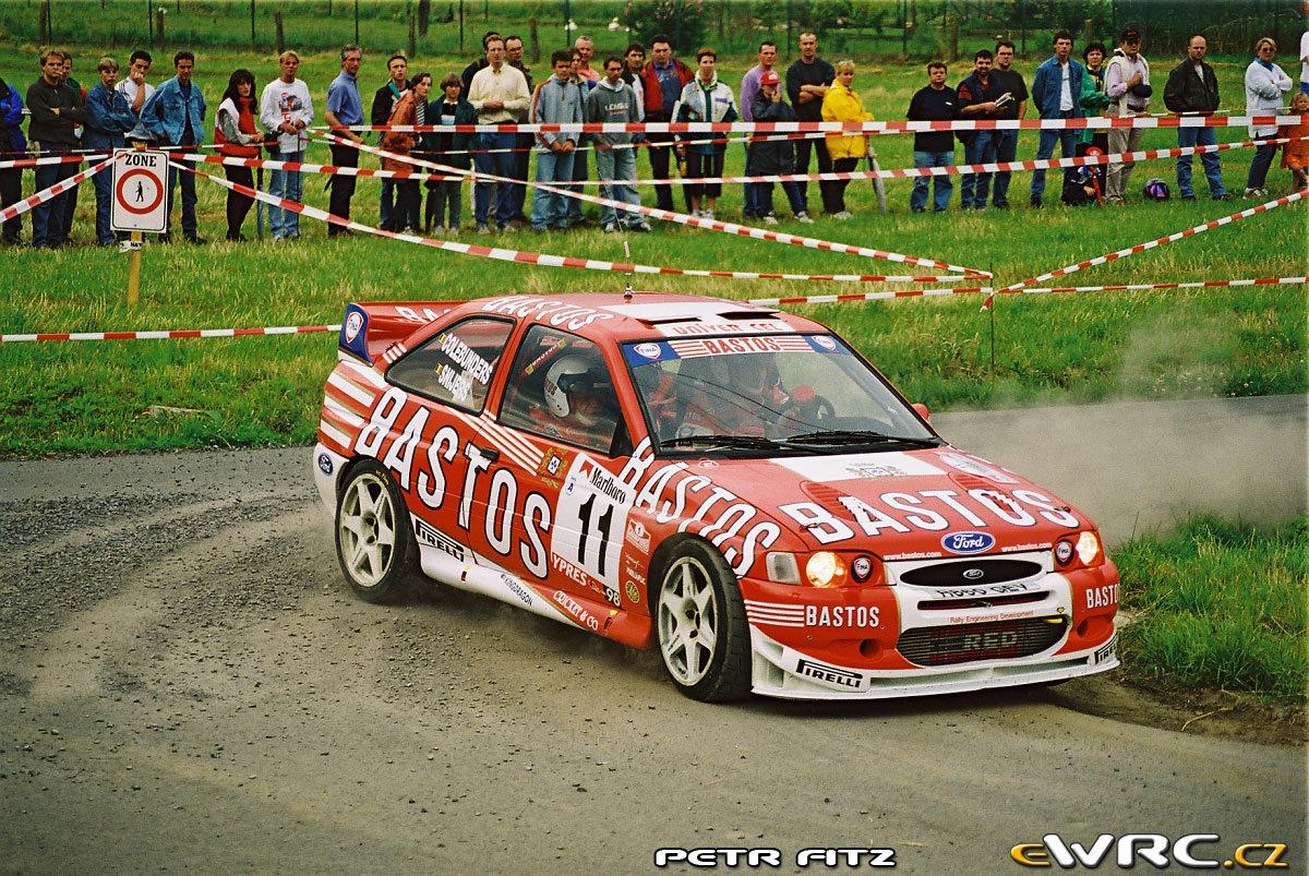 Patrick Snijers - rally profile eWRC-results.com