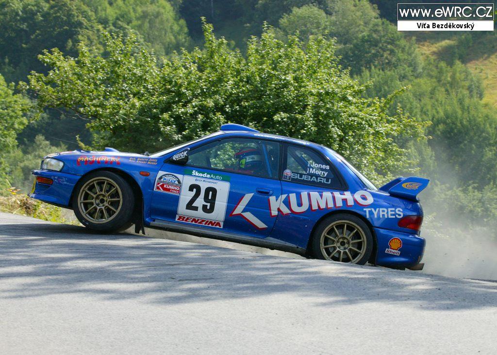 Afbeeldingsresultaat voor Jones Merry Subaru