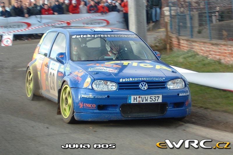 Jan de Winkel − Radboud van Hoek − Volkswagen Golf IV Kit Car