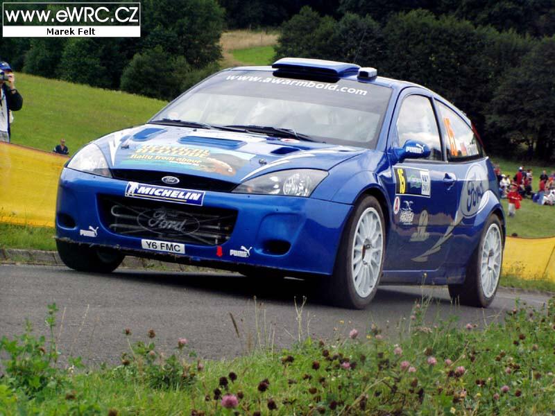 2004 Rallye Deutschland