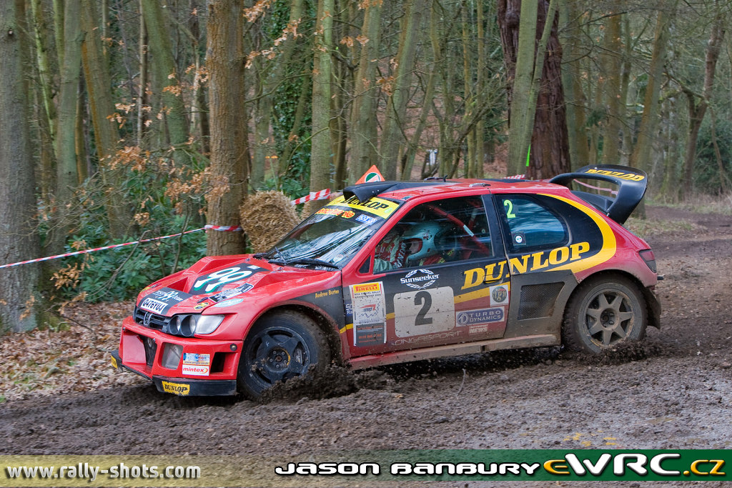 Image result for andy burton rally