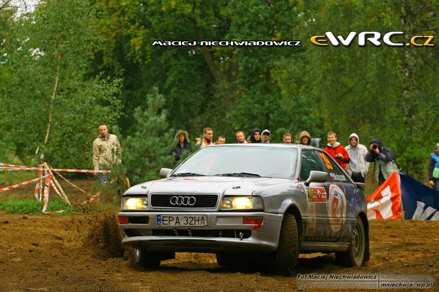 Krzysztof Możyszek Marek Kotwica Audi Coup 233 S2