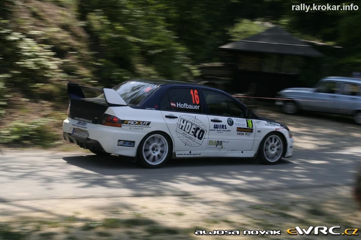 Opel Hofbauer stephan hofbauer rally profile ewrc results com