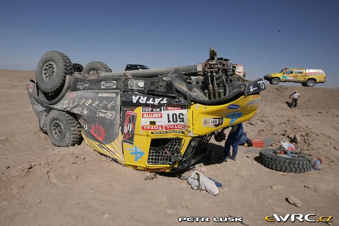 Rallye Raid Dakar Peru - Argentina - Chile 2013 [5-20 Enero] - Página 4 Loprais4
