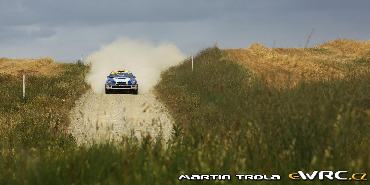 Gustavo Trelles − Jorge Del Buono − Toyota Celica GT-Four ...