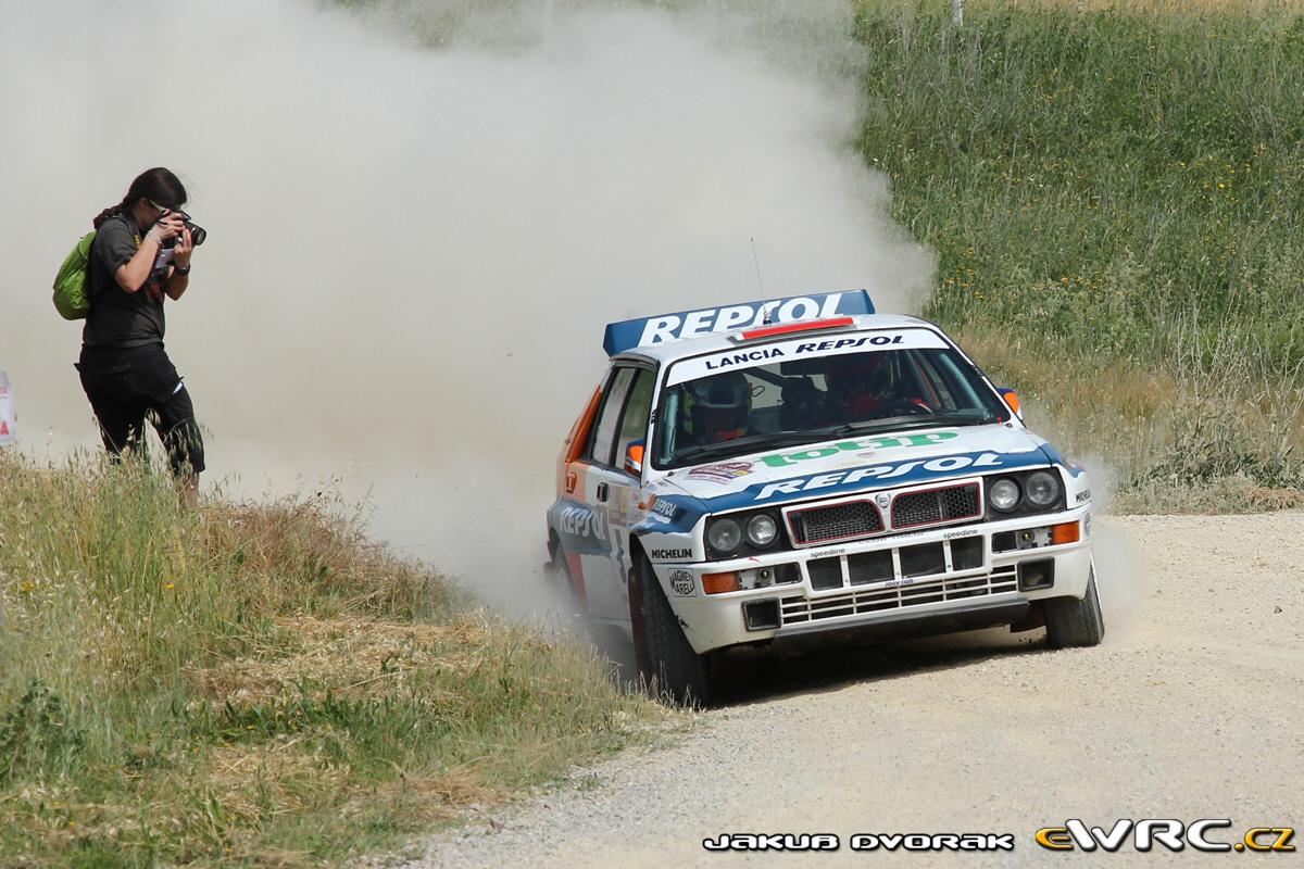 Gabriele Noberasco − Massimiliano Cerrai − Lancia Delta HF ...