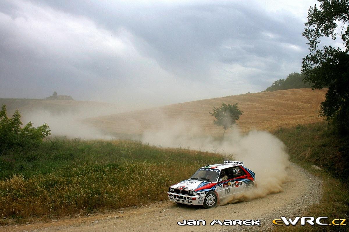 Marcello Miotto − Alessandro Verna − Lancia Delta HF ...
