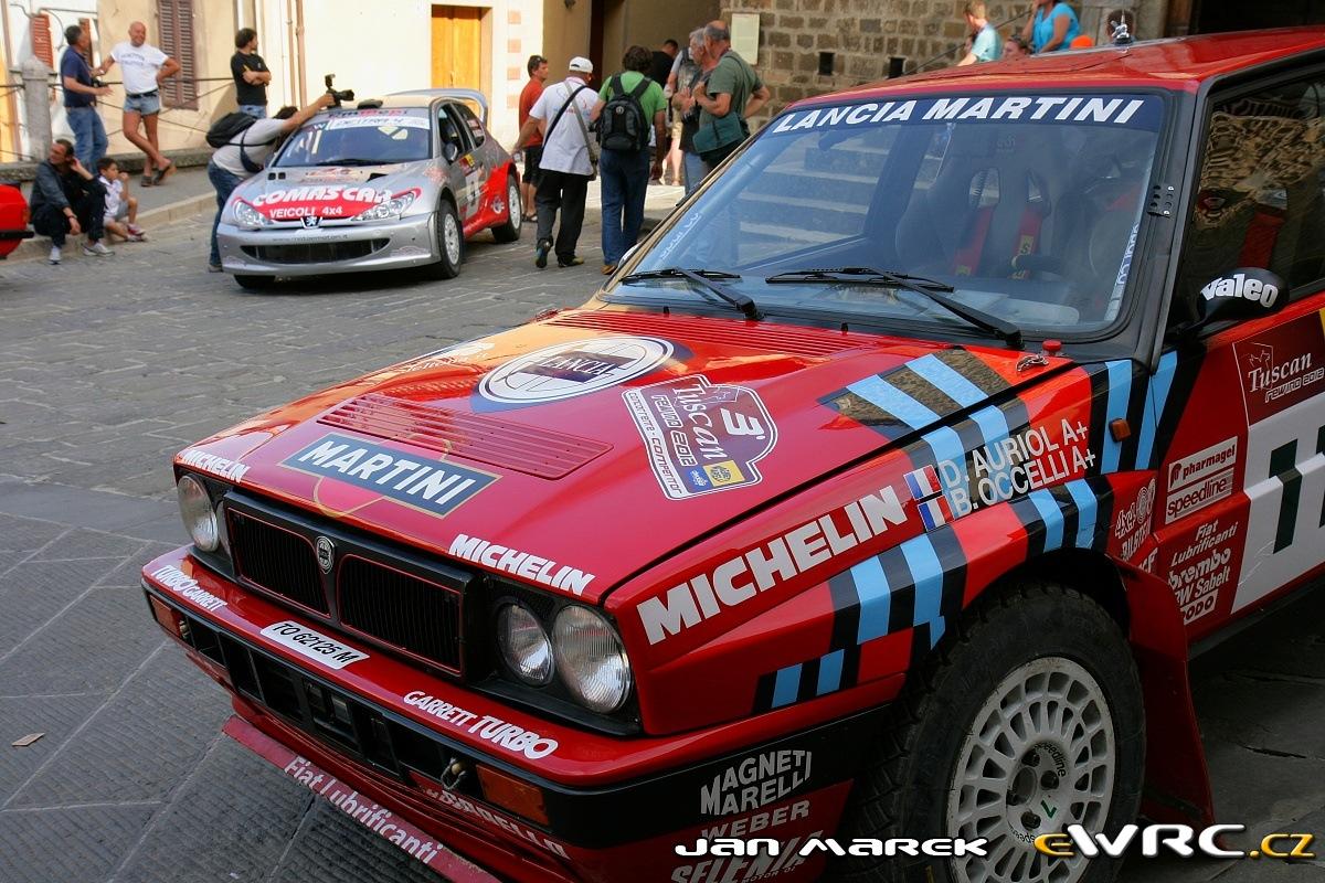 Massimo Snichelotto − Gianpaolo Veller − Lancia Delta ...