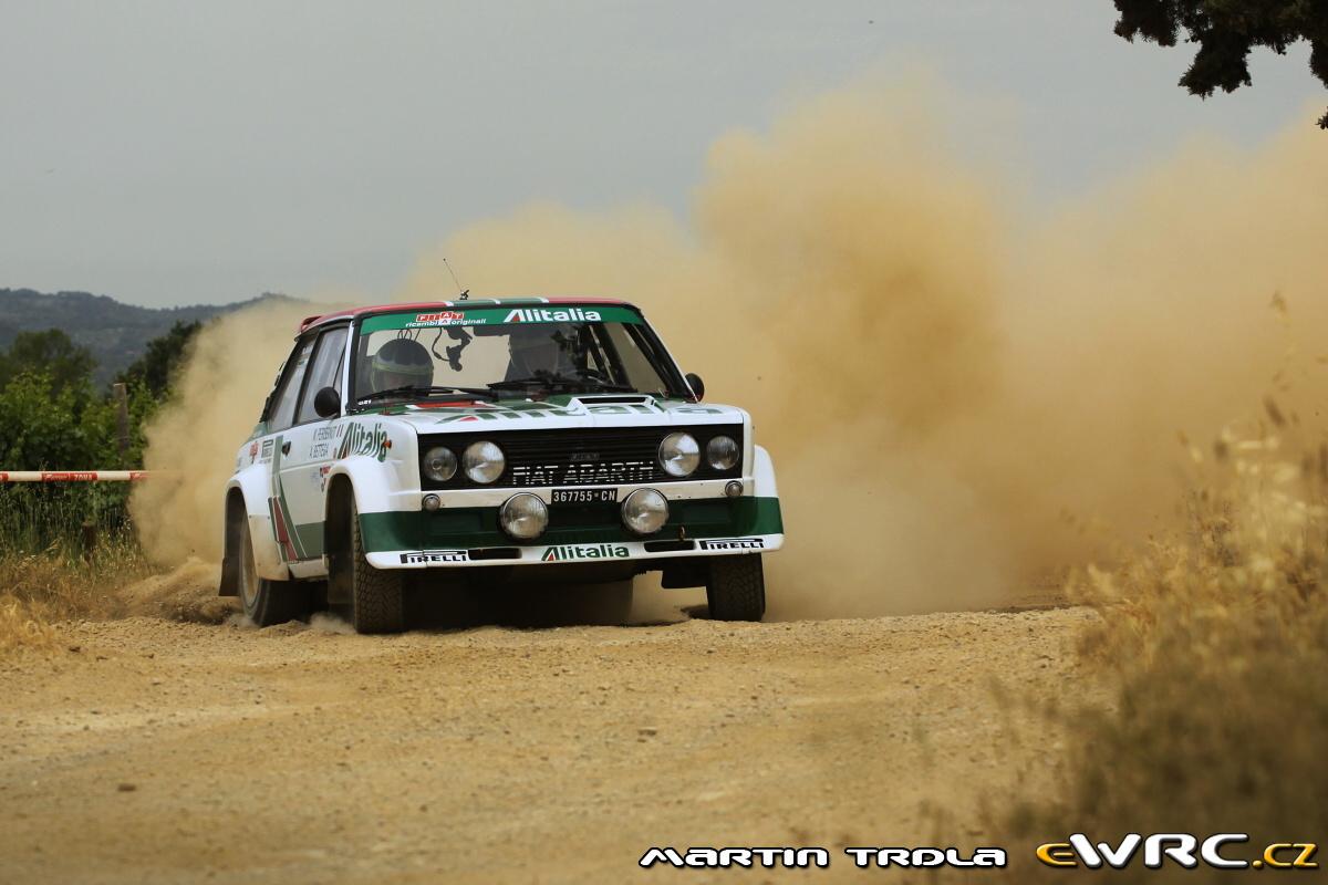 Riccardo Mariotti − Renzo Mannini − Fiat 131 Abarth ...