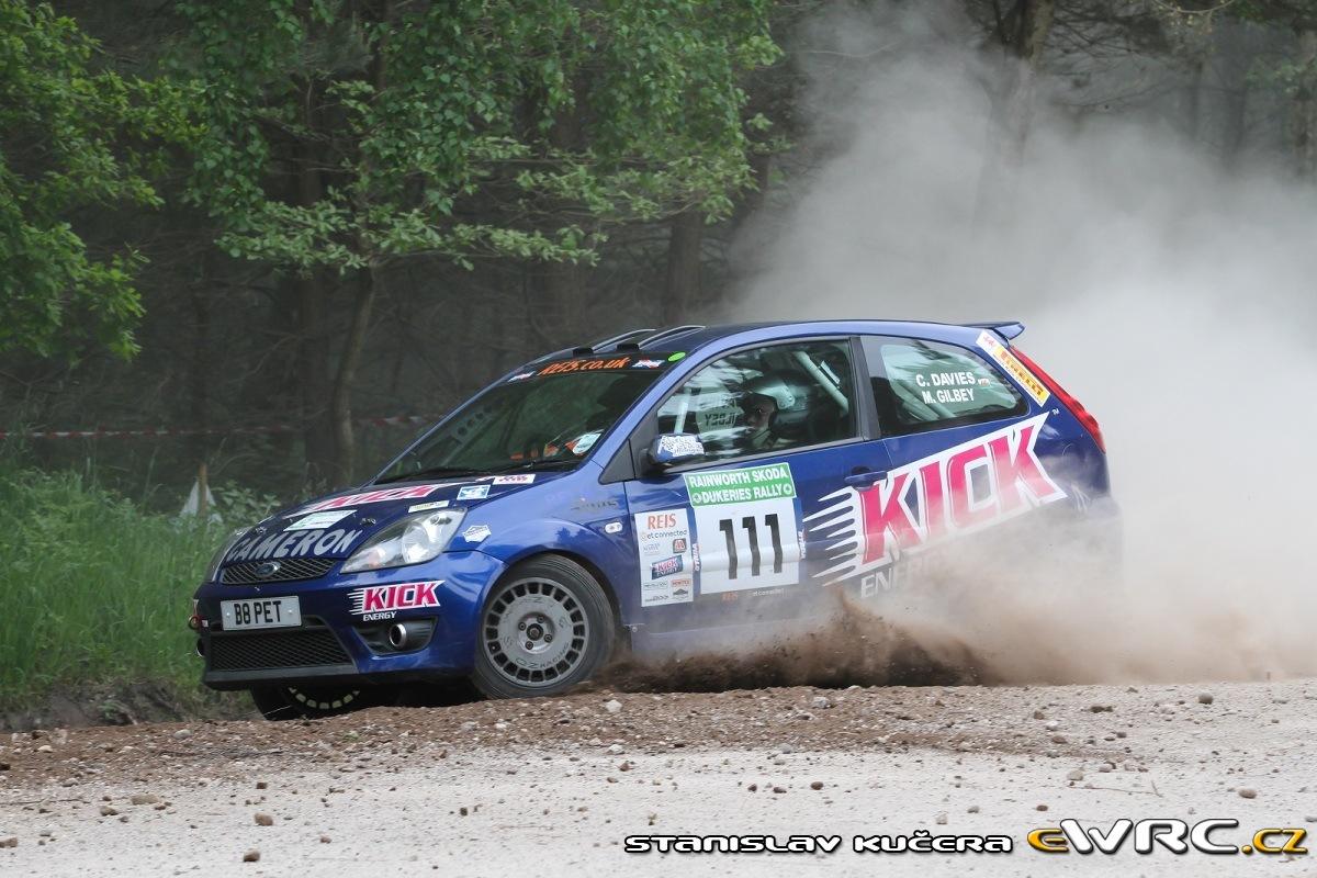 Cameron Davies Rally Profile Ewrc Results Com