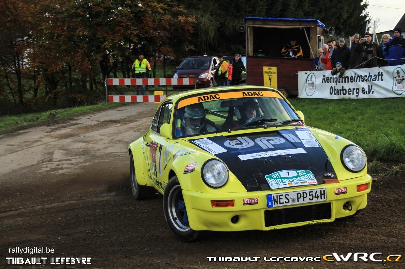 Dominik An Der Heiden Gerd Ottenburger Porsche 911