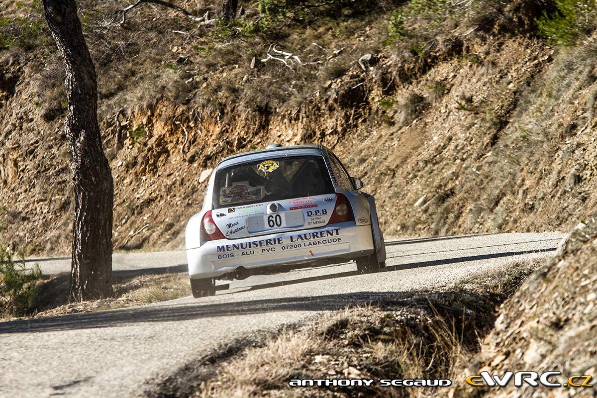 Alu Design Vaison La Romaine mathis laurent - rally profile ewrc-results