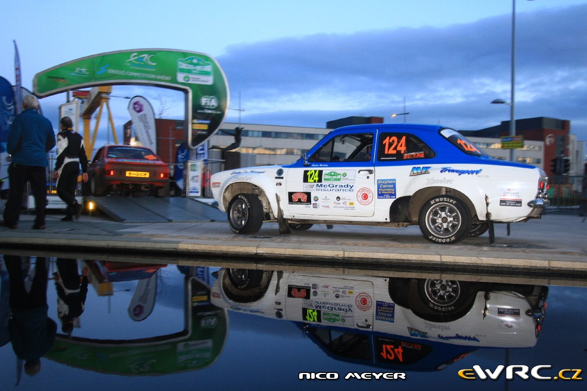 Stanley Orr Rally Profile Ewrc Results Com