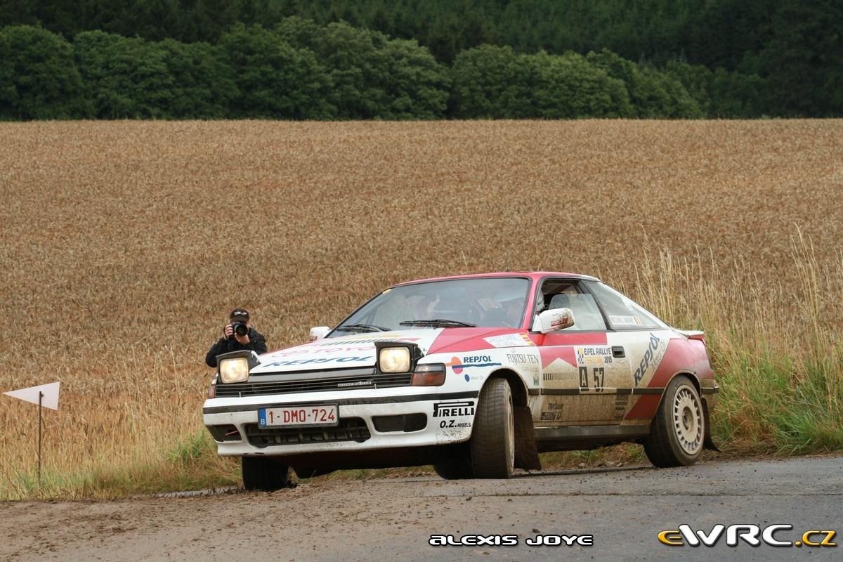 Michael Warny Toyota Celica Gt 4 St165
