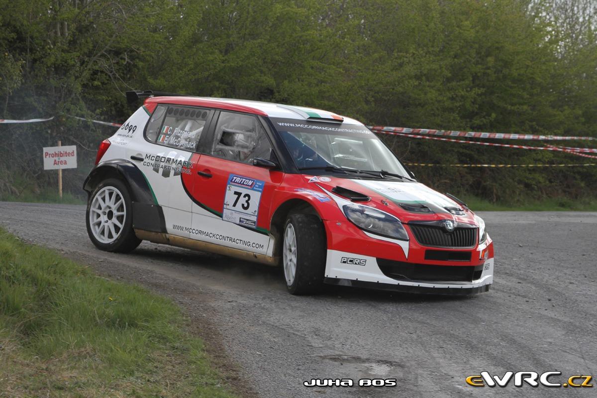 Enda Mccormack Rally Profile Ewrc Results Com