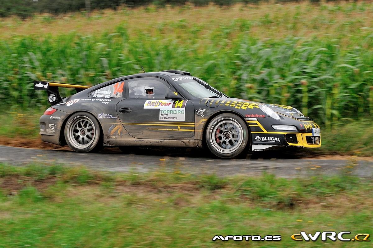 Iago Caamaño Rally Profile Ewrc Resultscom