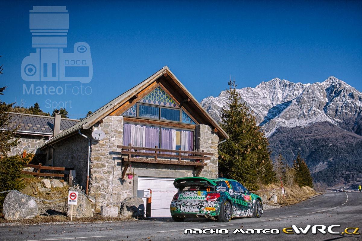 Yuriy Protasov − Pavlo Cherepin − Citroën DS3 WRC − Rallye ...