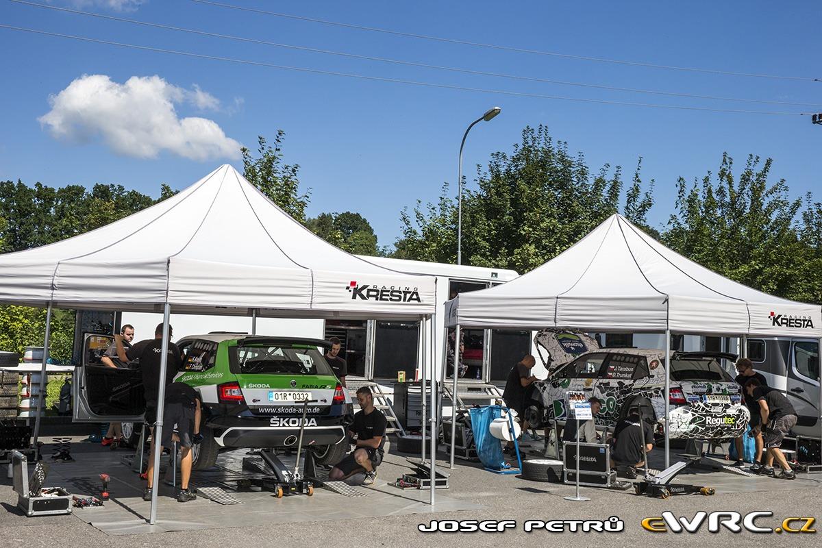 Ewrc Cz Po V Ech Str 225 Nk 225 Ch Rally