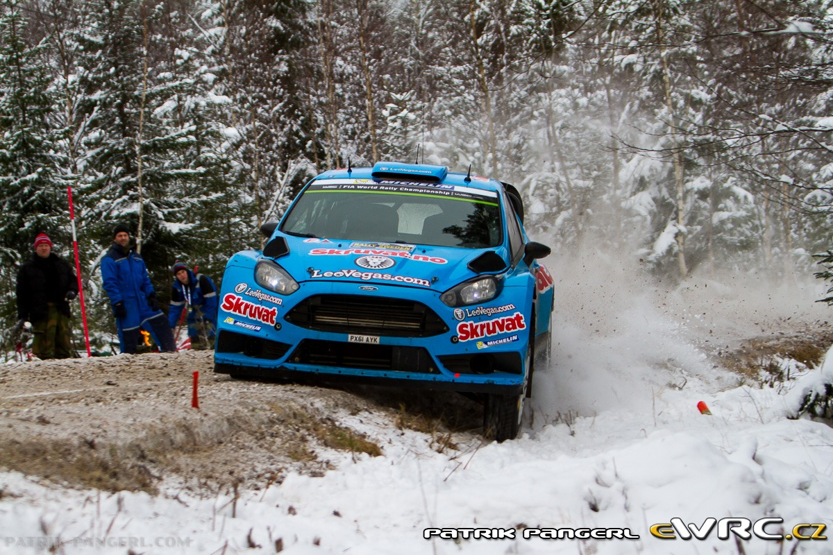 Rally Sweden Page - Rally sweden map 2016