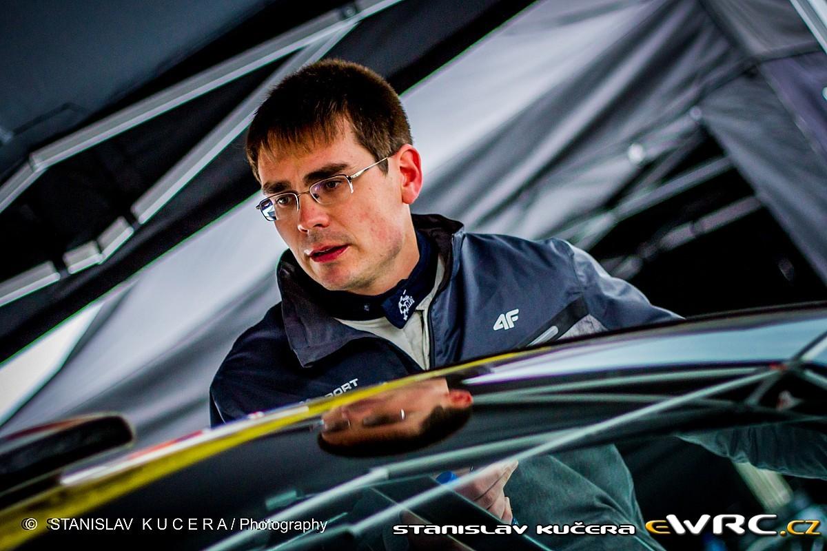 Keith Cronin Rally Profile