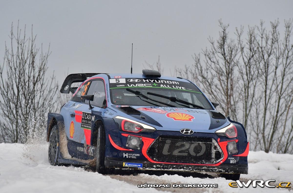 Thierry Neuville − Nicolas Gilsoul − Hyundai i20 Coupe WRC ...