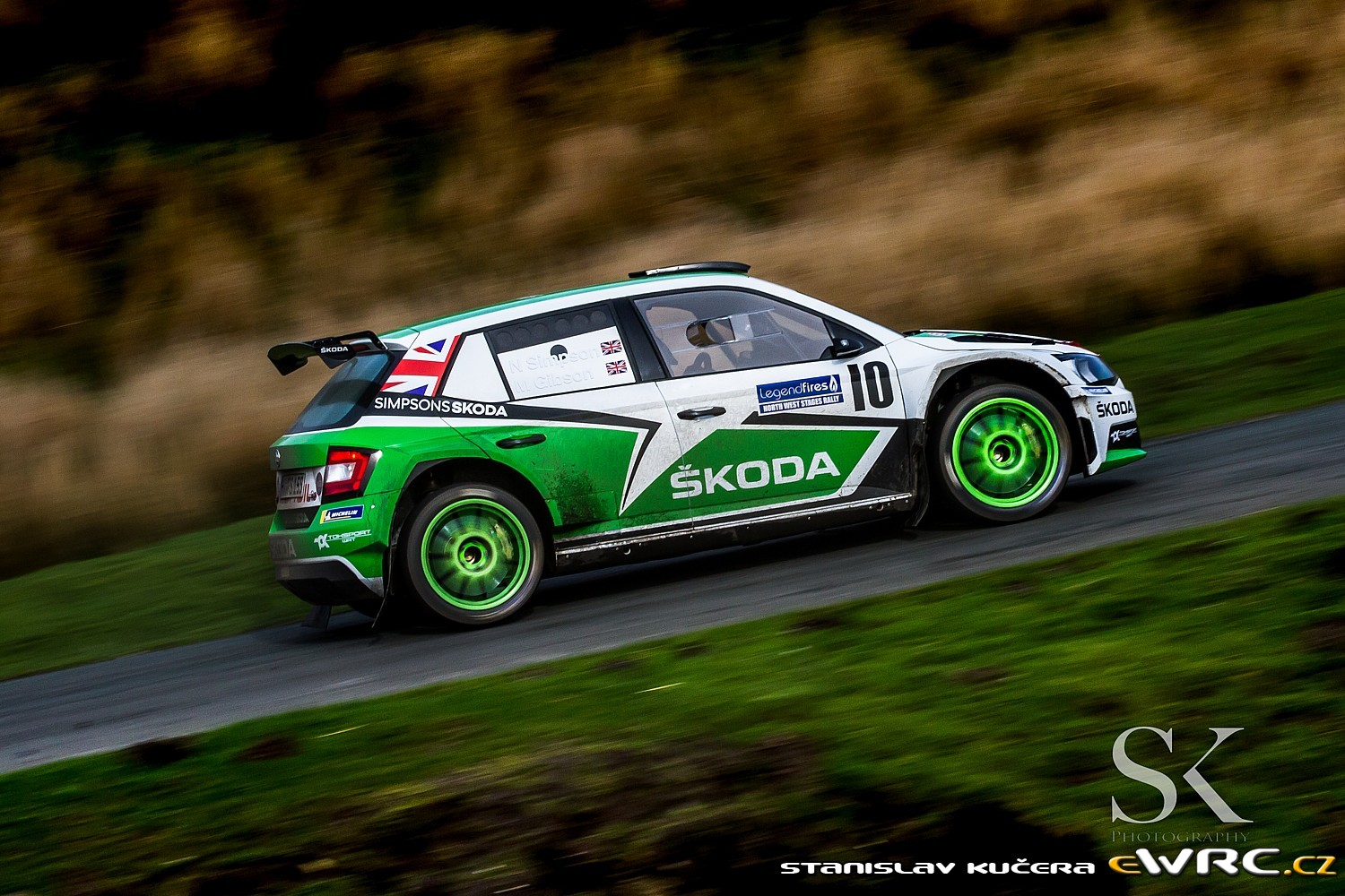 Final Results Legend Fires North West Stages 2019