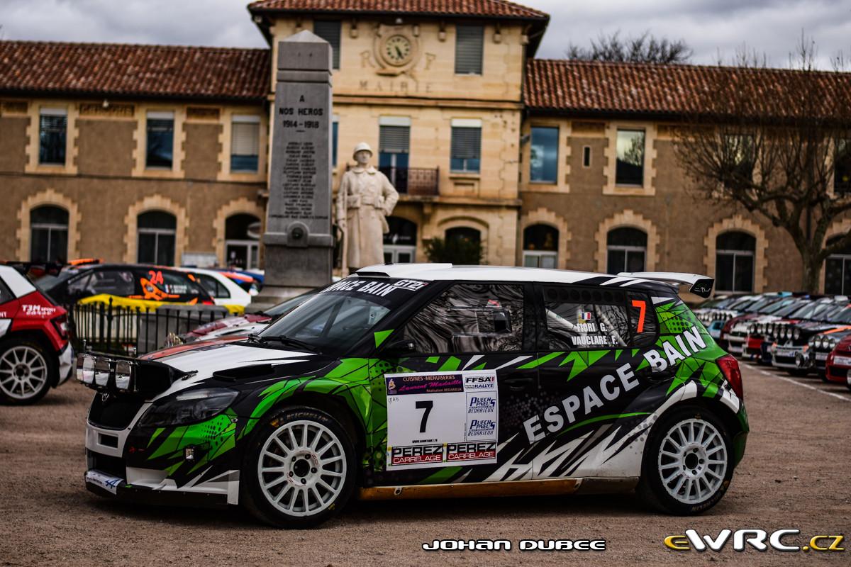 Final Results Rallye Régional De L'Hérault